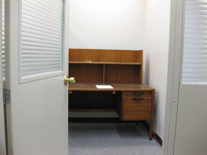 A Peek Inside a Graduate Student Room Cudahy Library Loyola University Chicago