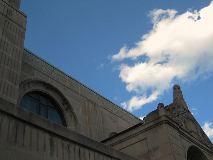 Owl Cudahy Library Loyola University Chicago