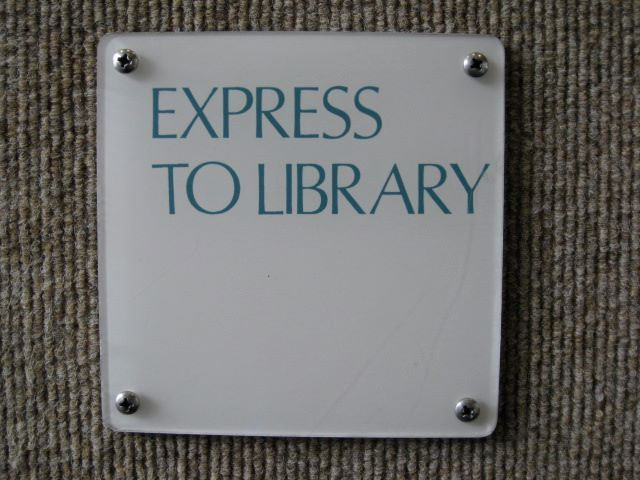 Library Visit: Juneau, Alaska - Express to Library