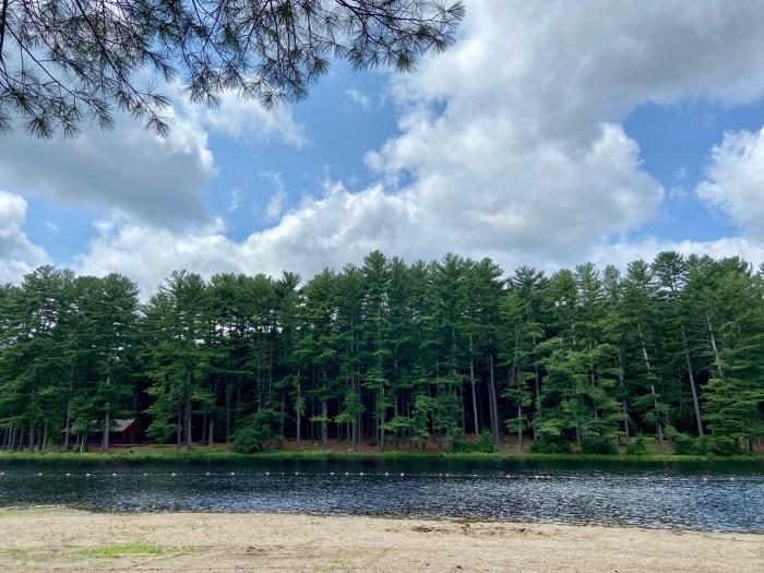 Schreeder Pond at Chatfield Hollow State Park