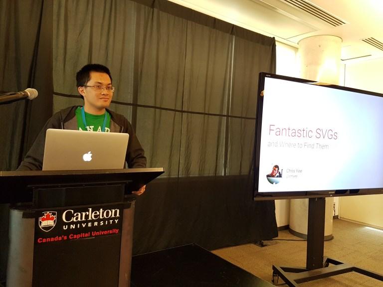 WordCamp Ottawa Presentation