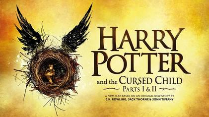 Book Review 6: Harry Potter and the Cursed Child