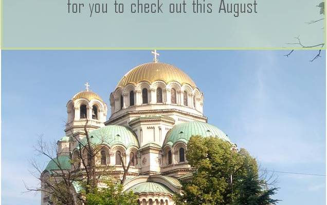 The best summer events in Sofia for you to check out this August