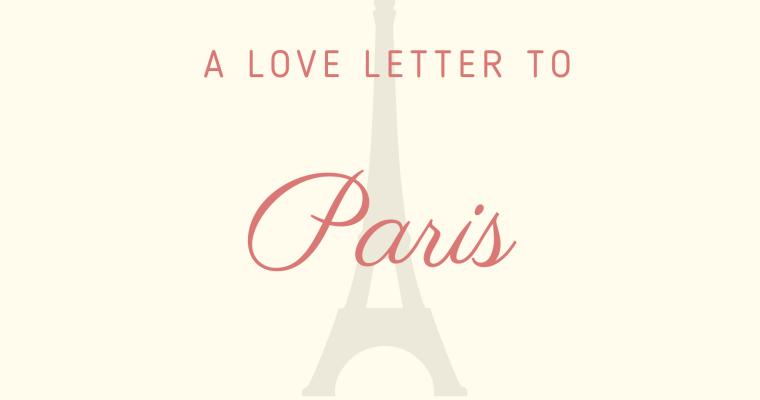 A Love Letter to Paris: Лувърът и районът около него