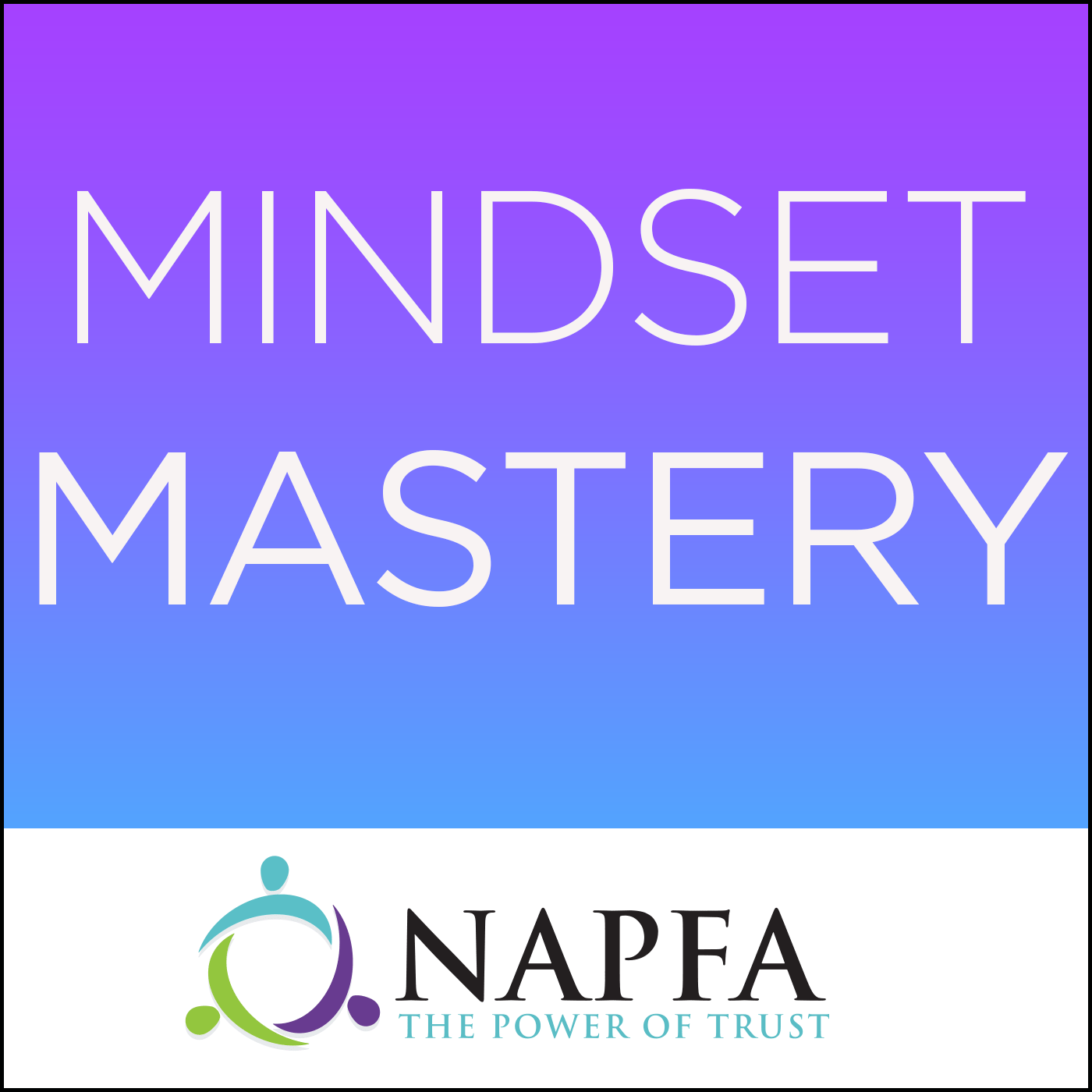 Mindset Master Podcast Cover