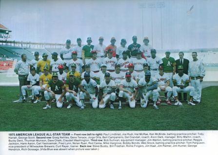 1975 AL team
