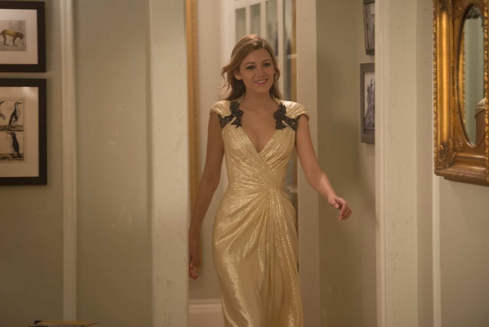 THE AGE OF ADALINE FLEXED MUSCLES AMID TOP PERFORMING