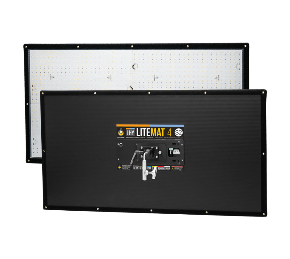 litemat 4 s2 led light - video production equipment
