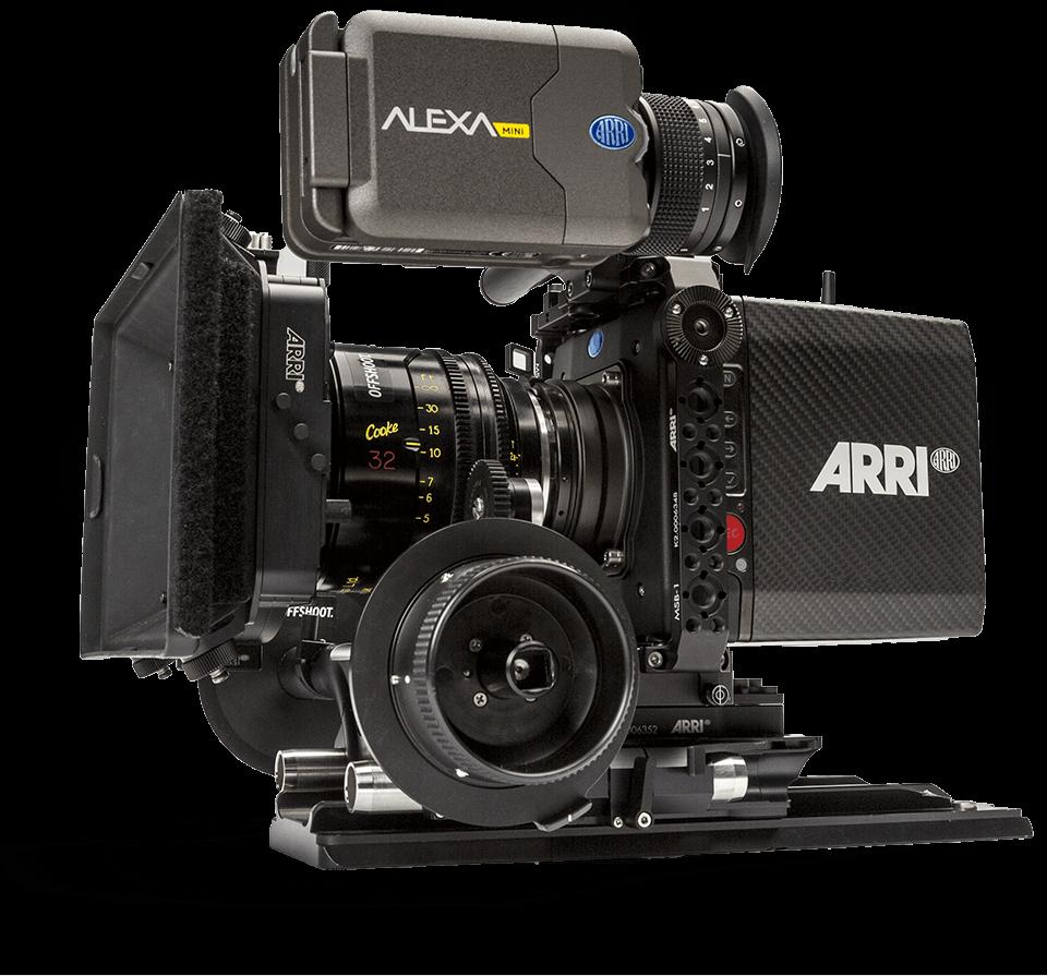 alexa mini camera package - video production equipment