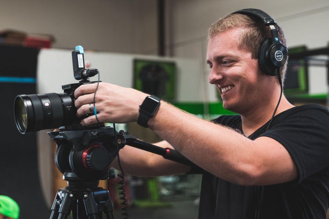 Rhino's Rugby Academy Camera Setup