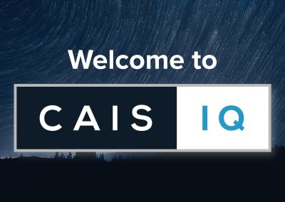 CAIS IQ Product Launch