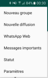 Utiliser WhatsApp sur Chromebook
