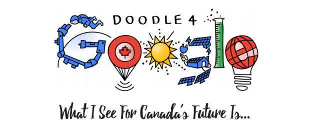 Gagner un Chromebook grâce à Google Doodle !