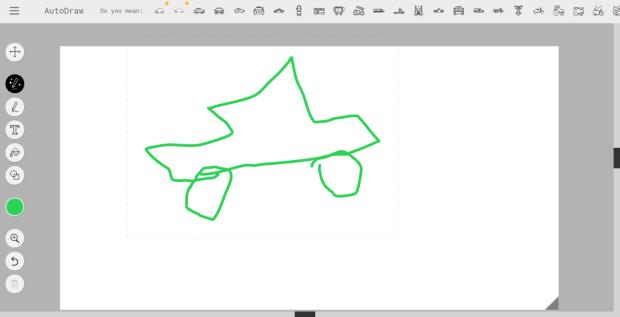 AutoDraw de Google : un outil pour dessiner rapidement
