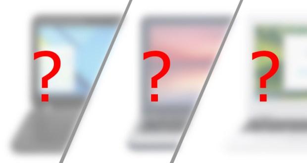 Chromebook pas cher