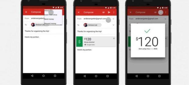 Gmail Pay - Transférer gratuitement de l'argent avec Gmail !