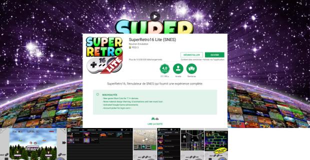 Jouer à des jeux rétros sur Chromebook !