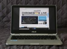 Test du Asus Chromebook Flip C302CA