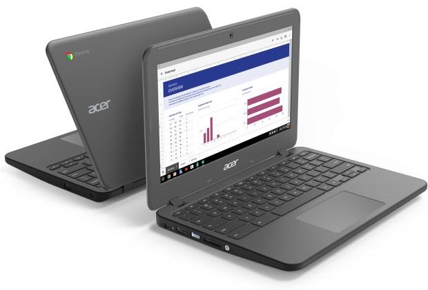 Le Acer Chromebook 11 N7 en promo chez GoWizYou !