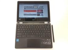 Test du Acer Chromebook Spin 11 : du solide pour l'éducation !