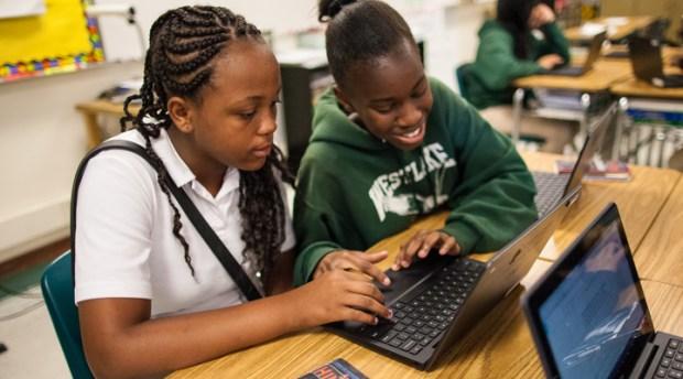 Chromebook : des applications pour la littératie médiatique à l'école