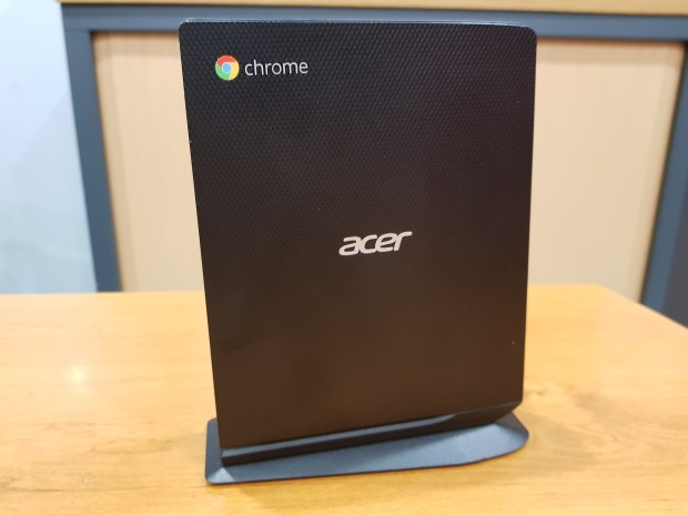 Test du Acer Chromebox CX12