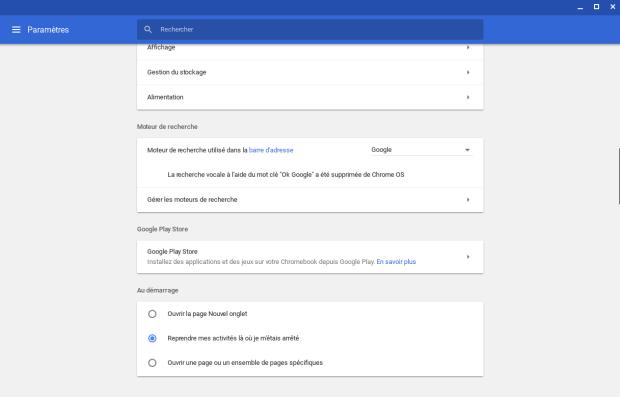 Lien YouTube : ouvrir par défaut l'application YouTube sur Chromebook