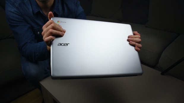 Test Acer Chromebook 15 : la nouvelle version qui en jette !