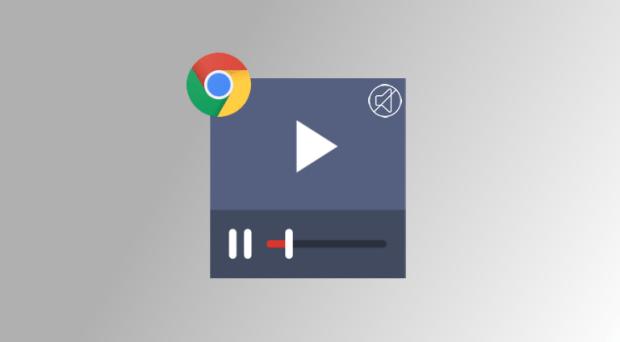 Chrome stoppe les vidéos intempestives