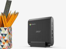 La nouvelle Acer Chromebox CX13 disponible chez GoWizYou !