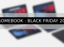 Black Friday : récapitulatif des promos Chromebook