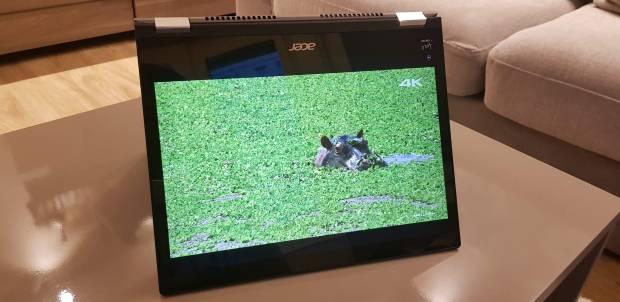 Acer Chromebook Spin 13 : du sublime pour les pros !