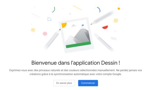 Google Canevas : dessinez vraiment avec Chrome !