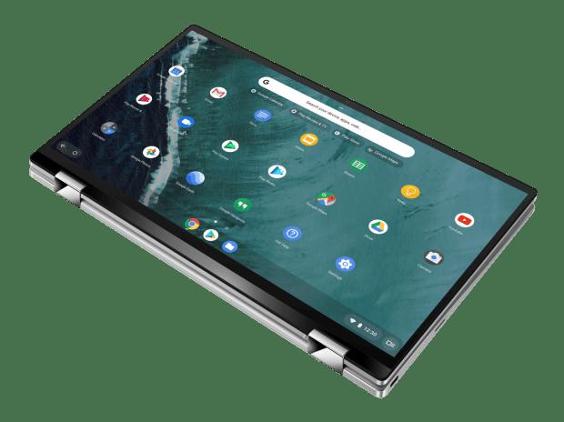 Asus Chromebook C434 / CES2019 : encore un nouveau Chromebook pour Asus !