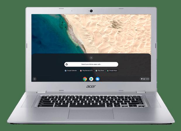 Acer et HP dévoilent des Chromebooks avec des puces AMD