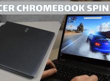 Vidéo test du Acer Chomebook Spin 13