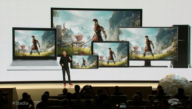 Google Stadia a été dévoilé et la promesse est impressionnante !
