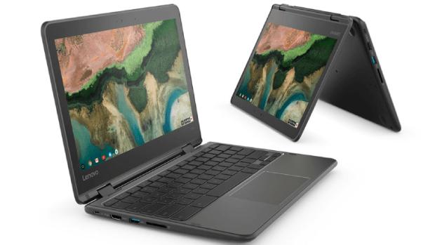 Les Chromebooks Lenovo en promotion chez GoWizYou !