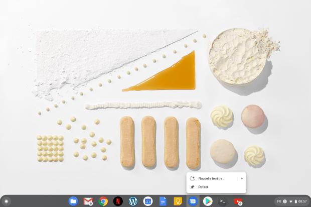 Chrome OS : vous pourrez bientôt désinstaller une application épinglée !
