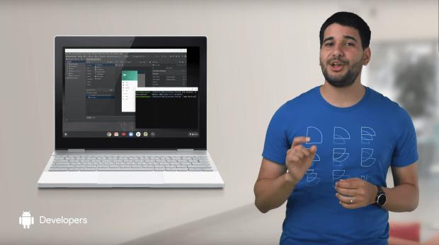 Android Studio 3.5 : déploiement et debugging via USB sur Chromebook !