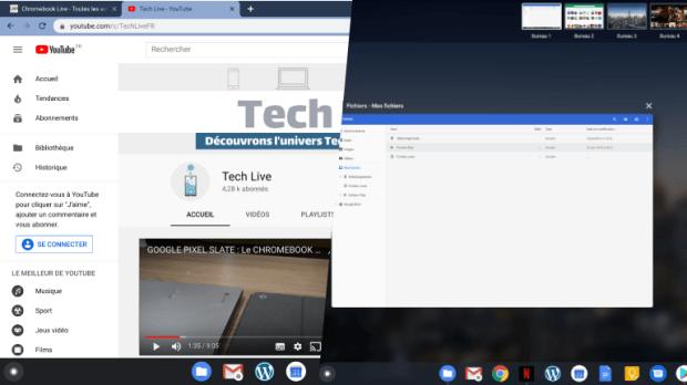 Chrome OS : certains raccourcis vont bientôt changer...