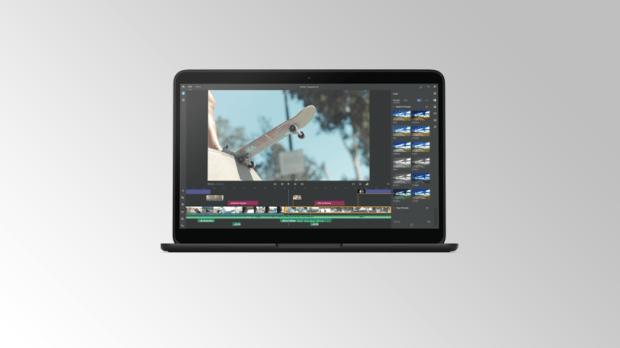 Adobe Premiere Rush : c'est pour bientôt sur Chromebook !