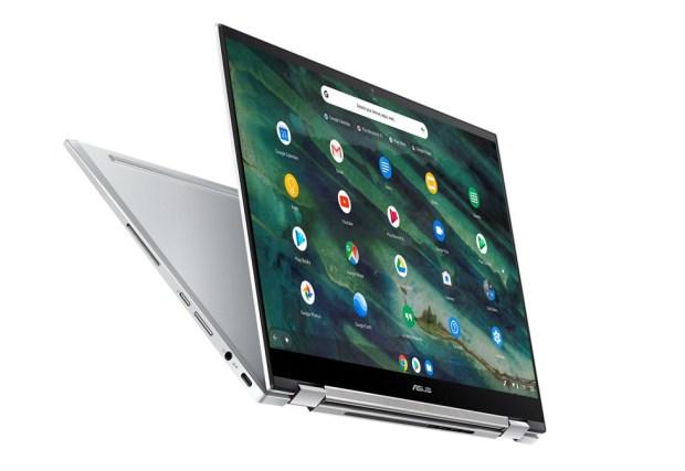 CES 2020 : Asus en profite pour annoncer son Asus Chromebook Flip C436 !