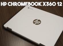 Test du HP Chromebook x360 12 en vidéo !