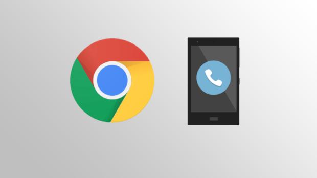 Placer un appel téléphonique à partir de son Chromebook !