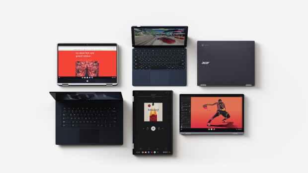 Chromebook : le site officiel se refait une beauté !