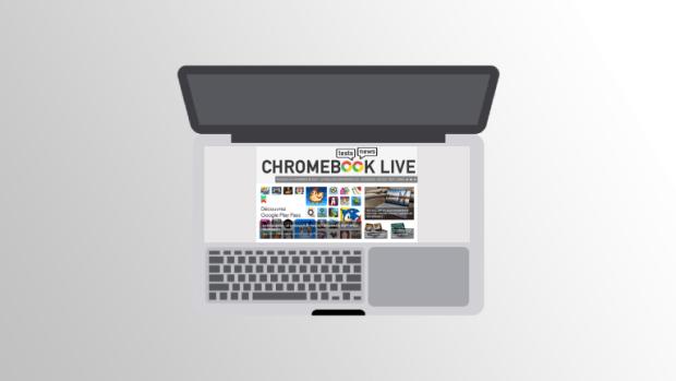Chromebook : une expérimentation à double écran ?