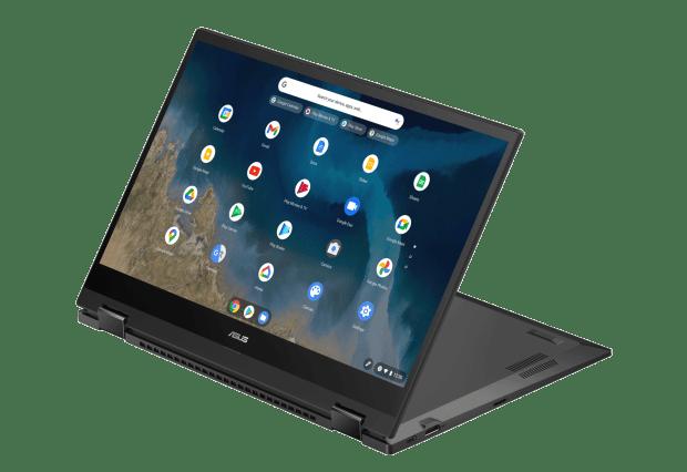 CES 2021 : Asus s'impose avec 3 nouveaux Chromebooks !