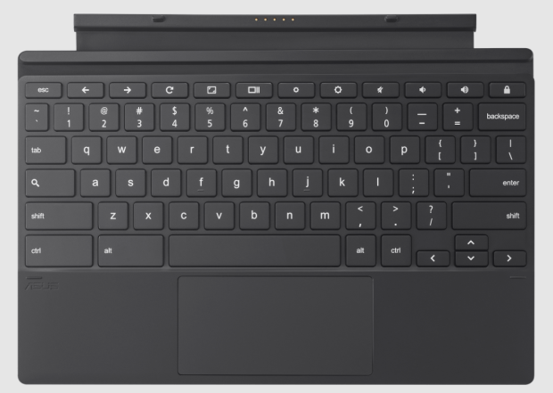 Asus Chromebook Detachable CM3