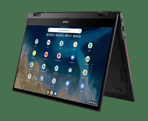 La Asus Chromebook Flip CM5500 est disponible chez Boulanger !